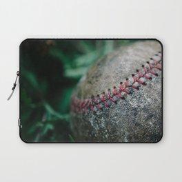 Old Baseball Laptop Sleeve
