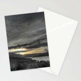 Estampa invernal Stationery Cards