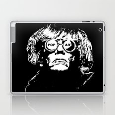 POP - ART - KING Laptop & iPad Skin