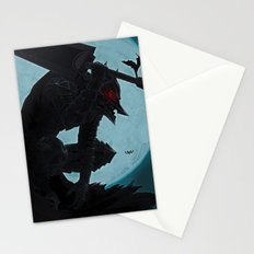 Berserk Armor Stationery Cards