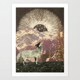 Great Spirit Art Print