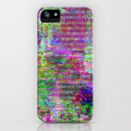 noise_02 iPhone Case