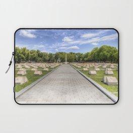 Russian War Graves Budapest Laptop Sleeve