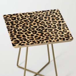 ReAL LeOparD Side Table