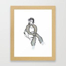 Stasia  Framed Art Print