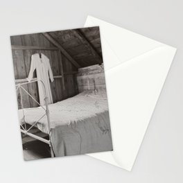 Vintage Bed and Nightgown Stationery Cards