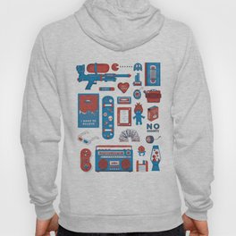 It Was Real Sweet To Be A 90's Kid Hoody