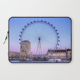 The London Eye, London Laptop Sleeve