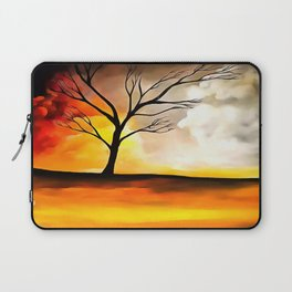 Warm Afternoon Laptop Sleeve