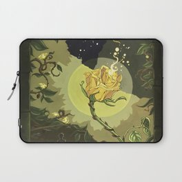 The Witch's Garden Laptop Sleeve