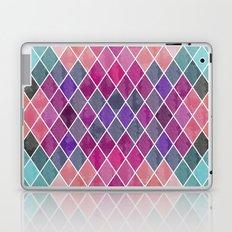 Watercolor Geometric Pattern Laptop & iPad Skin
