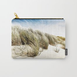 Sea and Sand, Kellogg Beach, Crescent City, California. Carry-All Pouch