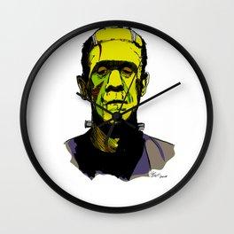 Frankie Boy Wall Clock