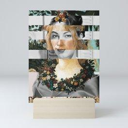 Sandro Botticelli's Flora & Ava Gardner Mini Art Print