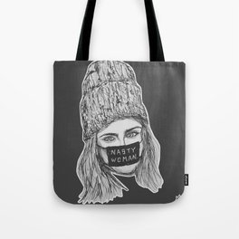(Cara - Nasty Woman) - yks by ofs珊 Tote Bag
