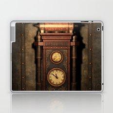 Steampunk Generator Bronze Laptop & iPad Skin