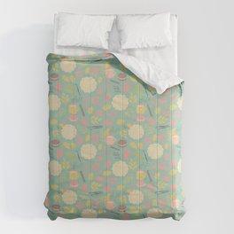 Yummy Pattern Comforters