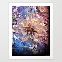 Everbloom Art Print