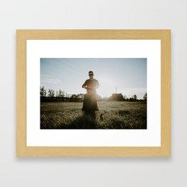 Tied in Love III Framed Art Print