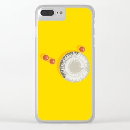 Look, what grows here Clear iPhone Case
