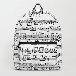 Sheet Music Backpack