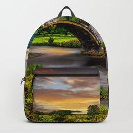 Llanrwst Bridge Backpack