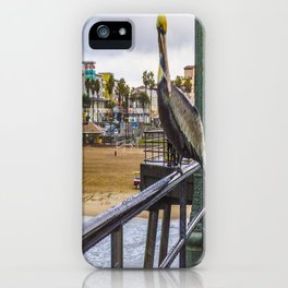 Surf City Life iPhone Case