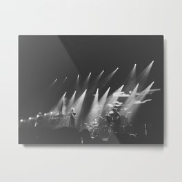 The National in Stockholm Metal Print