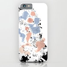 San Francisco Crime Map Slim Case iPhone 6s