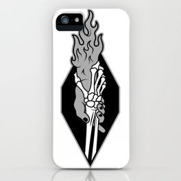 Demonkind logo iPhone Case