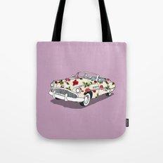 Blossom car Tote Bag