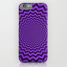 Crinkle Cut in Purple iPhone 6 Slim Case