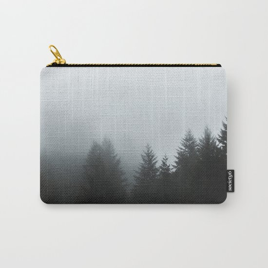 Dark forest mood Carry-All Pouch