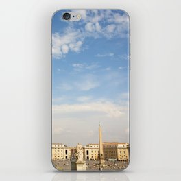 St. Peter's Square In Vatican iPhone Skin