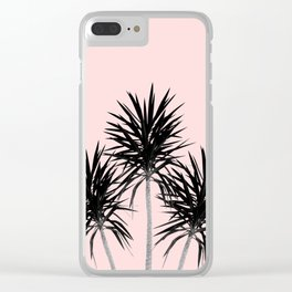 Palm Trees - Cali Summer Vibes #3 #decor #art #society6 Clear iPhone Case