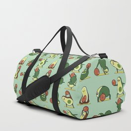 Avocado Yoga With The Seed Duffle Bag