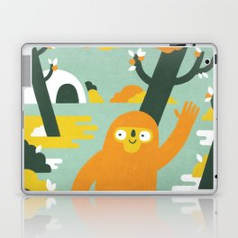 Mango Hunter Laptop & iPad Skin
