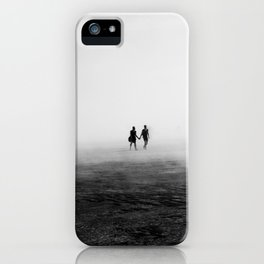 Everyone Else Disappears iPhone Case