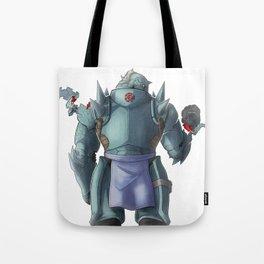 Alphonse Armor Tote Bag