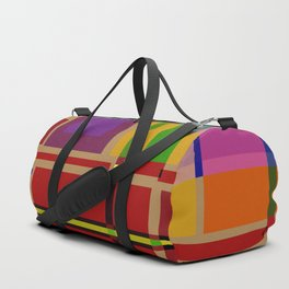PIXEL MAP Duffle Bag