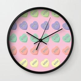 Primadonna x2 Wall Clock