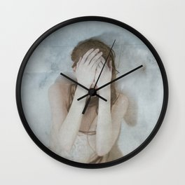 Naiad II Wall Clock