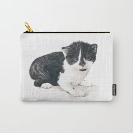 Ogie the kitten Carry-All Pouch