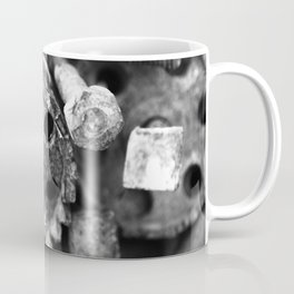 Metall Coffee Mug