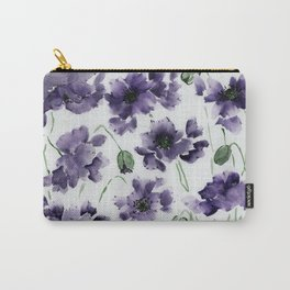 Field Of Blue Carry-All Pouch