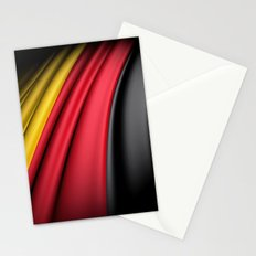 Flag of Germany Stationery Cards