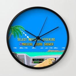 OutRun Wall Clock