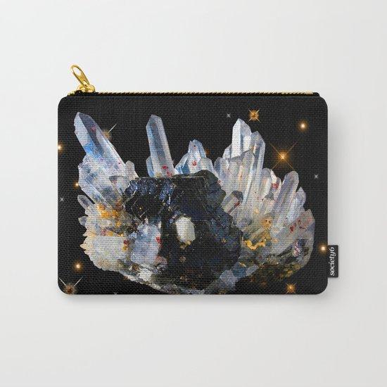Star Aura Quartz Carry-All Pouch