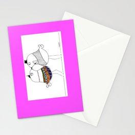 Pareja Stationery Cards