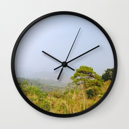 Doi Gew Lom Wall Clock